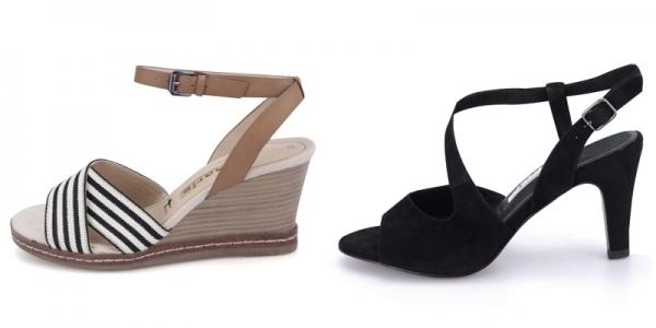 6f778602aac Tamaris je německá značka obuvi a doplňků. Specializuje se na kvalitní  dámskou obuv