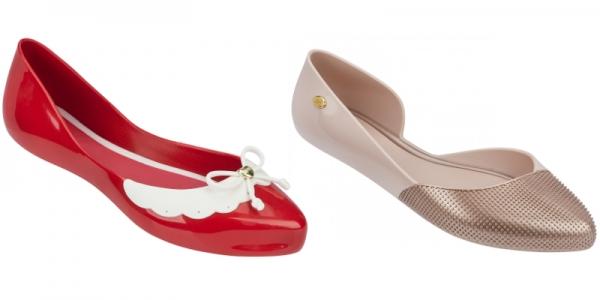 face1a4db18 Baleríny Mel - voňavé boty hezkých barev