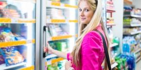 Lednice potraviny