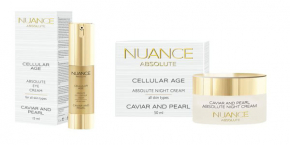 Nuance Caviar and Pearl Absolute krémy