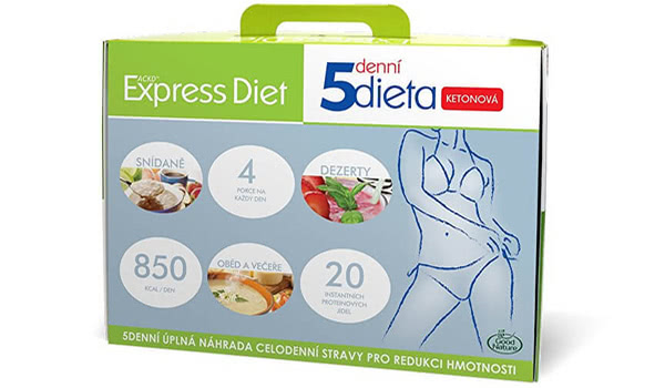 nová express diet