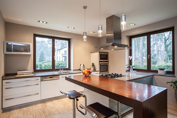 Kuchyn n dhern fotogalerie na inspiraci for Petite cuisine pratique et fonctionnelle